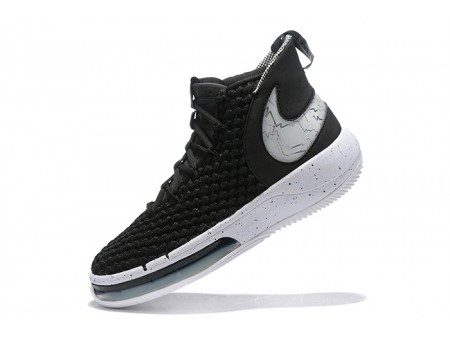 Nike AlphaDunk Black White Shoes Men Women-20