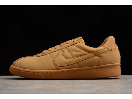 Nike Bruin QS Leather Wheat Yellow/Barley Yellow 842956-108 Men Women-20
