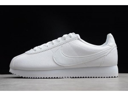 Nike Classic Cortez Leather White 807471-102 Men Women-20