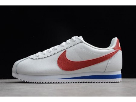 Nike Classic Cortez SE Forrest Gump White/Varsity Red-Varsity Royal 902801-100 Men Women-20