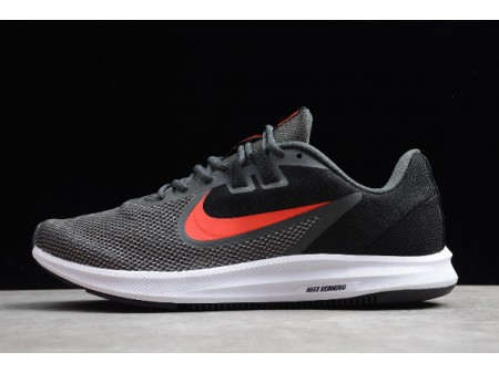 Nike Downshifter 9 Black/Grey-Red Running Shoes AQ7486-700 Men Women-20