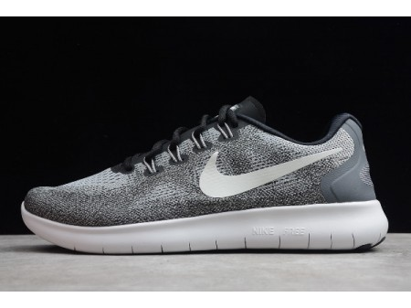Nike Free RN 2017 Wolf Grey/White Running Shoes 880839-002 Men-20