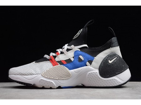 Nike Huarache E.D.G.E. TXT QS Black/Grey-White-Game Royal-Red AO1697-001 Men Women-20