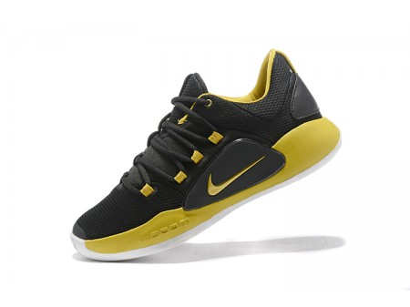 Nike Hyperdunk X Low EP 2018 Black Gold Basketball Shoes Men-20