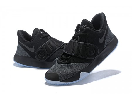 Nike KD Trey 5 VI Black/Dark Grey-Clear AA7067-010 Men-20