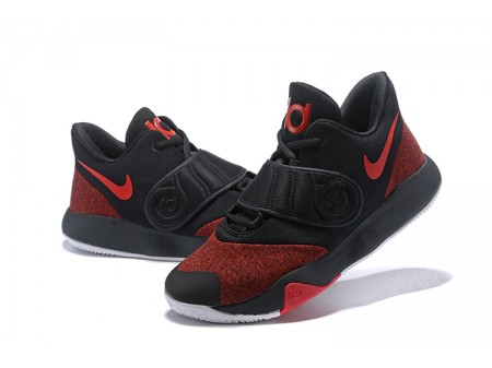 Nike KD Trey 5 VI Black/University Red-White AA7067-006 Men-20