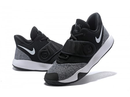 Nike KD Trey 5 VI Black/White-Grey AA7067-001 Men-20