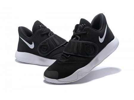 Nike KD Trey 5 VI Black White Basketball Shoes Men-20