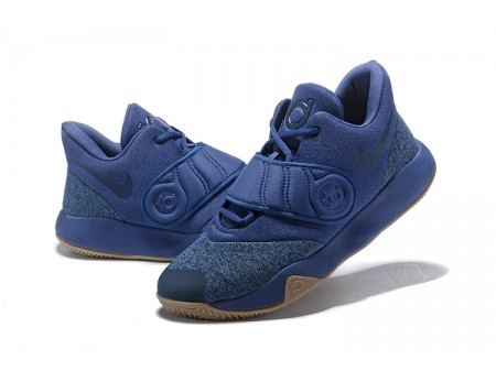 Nike KD Trey 5 VI Navy Blue/Gum Men-20