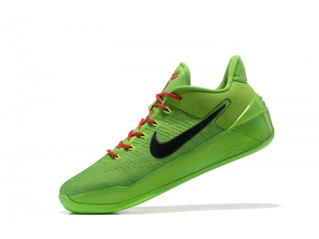 Nike Kobe A.D. 'Grinch' Green/Black-Red Men