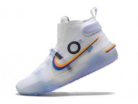 Nike Kobe AD NXT White/Blue/Yellow/Orange Men