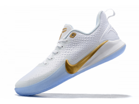 Nike Kobe Mamba Focus Big Stage Phantom/Metallic Gold Men Women-20