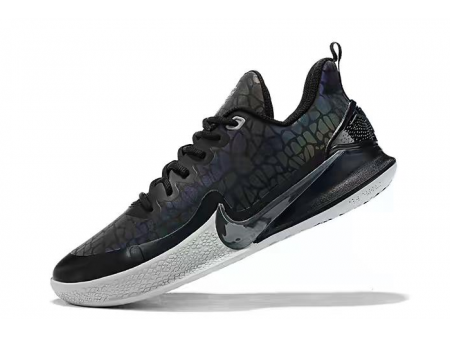 Nike Kobe Mamba Focus 'Reflective' Black White Men Women