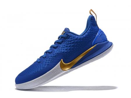 Nike Mamba Focus Royal Blue/Gold-White Men