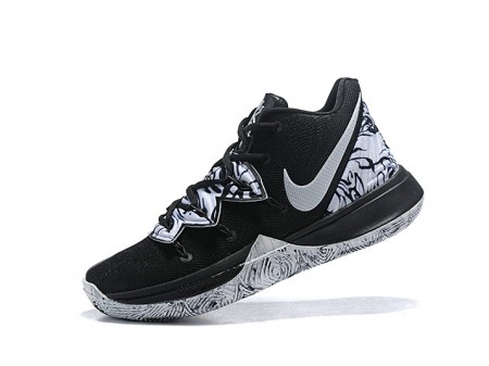 Nike Kyrie 5 BHM Black/White Men-20
