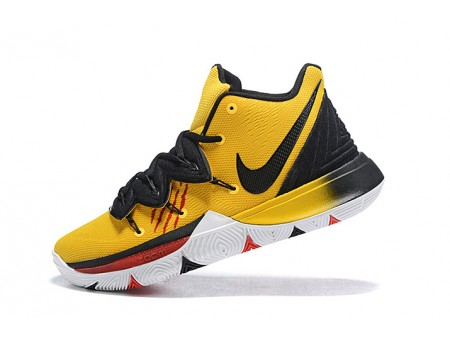 Nike Kyrie 5 Bruce Lee Mamba Mentality Tour Yellow/Black Men-20