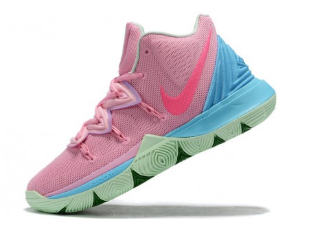 Nike Kyrie 5 Pink/Blue-Green Men