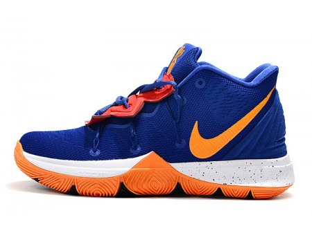 Nike Kyrie 5 Royal Blue/Orange-White Men-20
