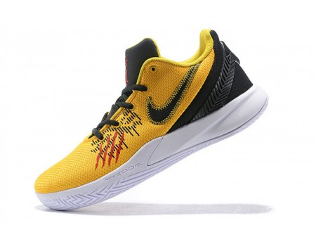 Nike Kyrie Flytrap 2 Bruce Lee Tour Yellow/Black-White Men-20