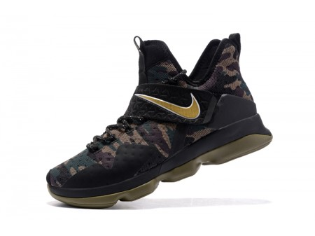 Nike LeBron 14 Camo Basketball Shoes Men-20