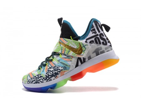 Nike LeBron 14 Colourful Basketball Shoes Men-20