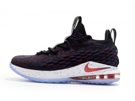 All-Star Nike LeBron 15 Low Supernova MultiColour/University Red-Black-White AO1755-900 Men-20