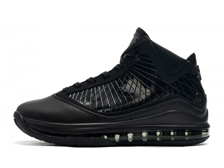 Nike LeBron 7 Triple Black Men-20