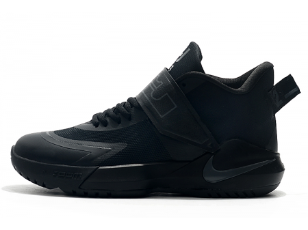 Nike LeBron Ambassador 12 Triple Black Men-20