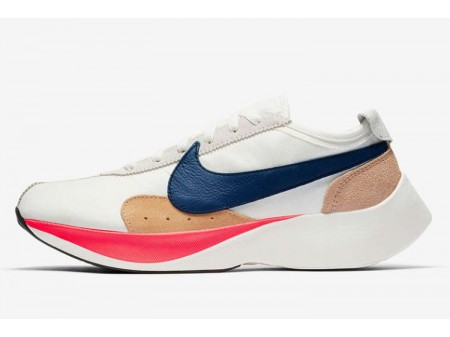 Nike Moon Racer QS Sail/Gym Blue-Solar Red-Praline BV7779-100 Men Women-20