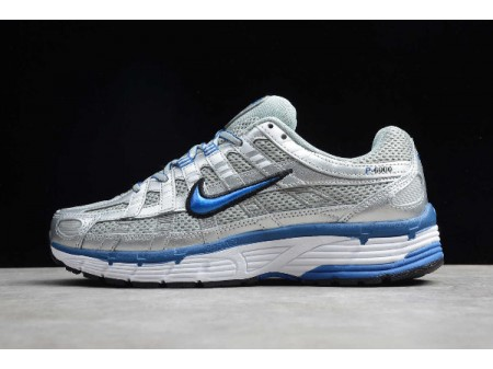 Nike P-6000 Metallic Silver/Laser Blue BV1021-001 Men Women-20