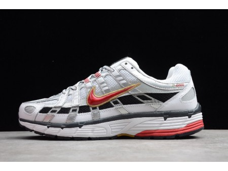 Nike P-6000 White Gold Red BV1021-101 Men Women-20