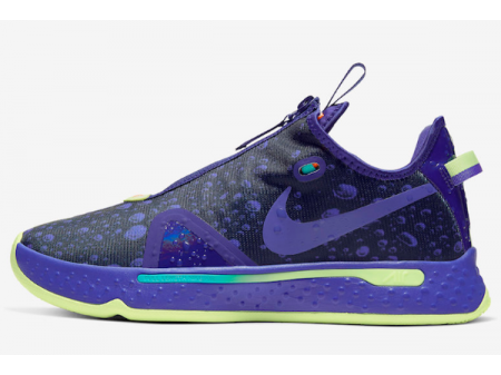 Nike PG 4 Gatorade Regency Purple CD5078-500 Men-20
