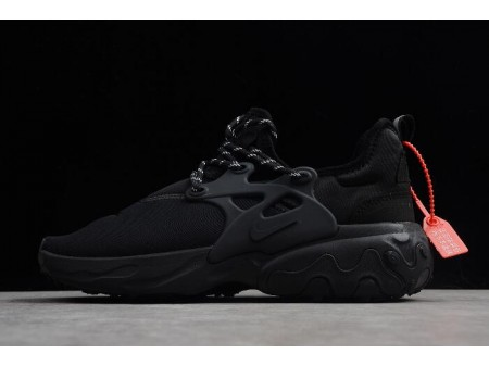 Nike Presto React All Black AV2605-003 Men Women-20