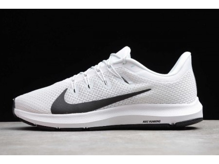 Nike Quest 2 White/Black-Pure Platinum CI3787-100 Men Women-20