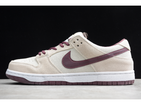 Nike SB Dunk Low Desert Sand/Mahogany BQ6817-004 Men Women-20