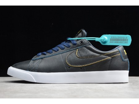 Nike SB Zoom Blazer Low GT NBA Warriors BQ6389-001 Men Women-20