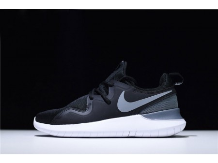 Nike Tessen Black Grey White Running Shoes AA2160-001 Men-20