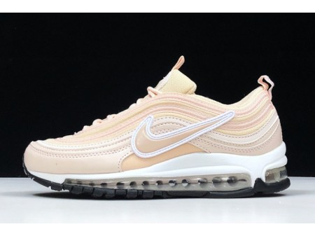 Gwang x Nike Wmns Air Max 97 Barely Rose Light Pink/White-Black Shoes Women-20