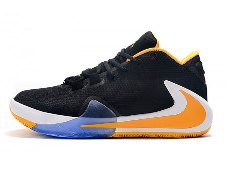 Nike Zoom Freak 1 Black/Yellow-White Men
