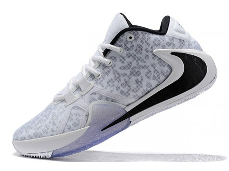 Nike Zoom Freak 1 White Black Shoes Men-20