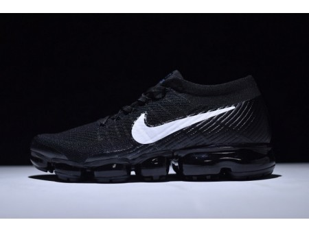Nike Air Vapormax Flyknit Triple Black 849558-001 for Men and Women