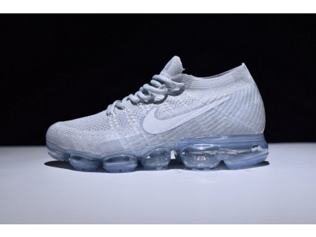 Nike VaporMax Pure Platinum White Grey 849558 004 for Men-20