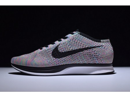 Nike Flyknit Racer Multi-Colour 2.0 526628-304 for Men and Women-20