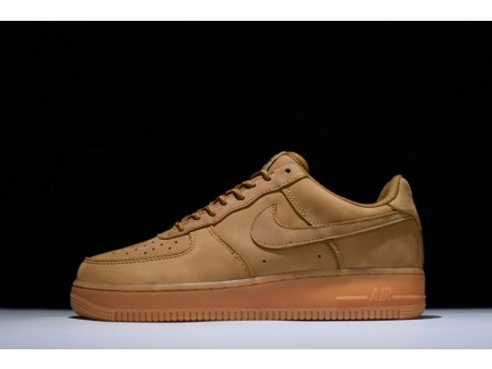Nike Air Force 1 Low 07 Lv8 Flax Wheat Af1 888853-200 for Men and Women