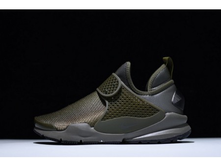 Nike Sock Dart Mid Se Olive 924454-300 for Men and Women-20
