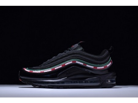 Nike Air Max 97 UNDEFEATED Black AJ1986-001 for Men and Women