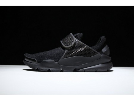 Nike Sock Dart Black/Black Volt 819686-001 for Men