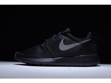 Wmns Nike Roshe Run One Black Anthracite 511882-096 for Men and Women-20