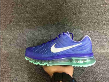 Nike Air Max 2017 Concord Violet Blue/Green 849560-402 for Women-20
