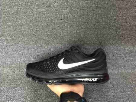 Nike Air Max 2017 Black Anthracite 849559-001 for Men-20